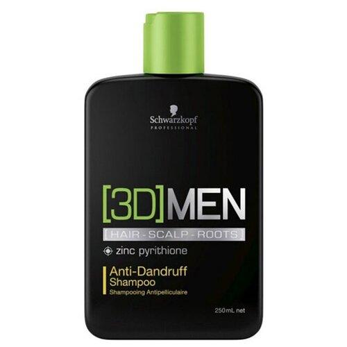 [3D]Men шампунь Anti-Dandruff 250 мл