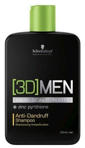 [3D]Men шампунь Anti-Dandruff