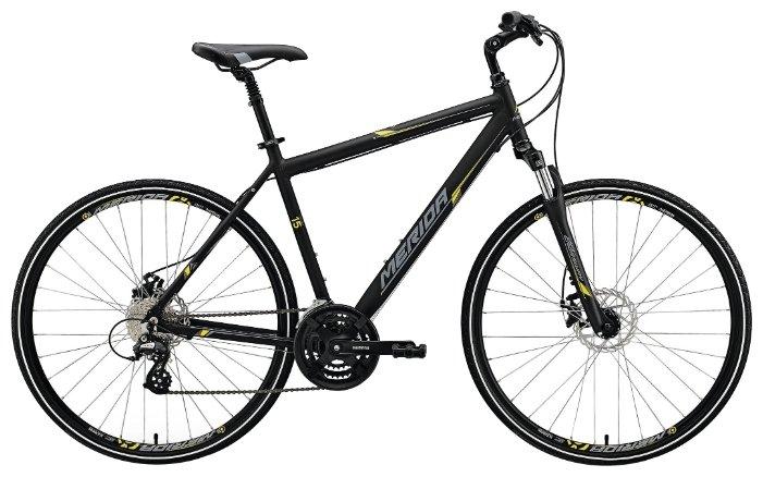 Велосипед для взрослых Merida Crossway 15-MD (2018)