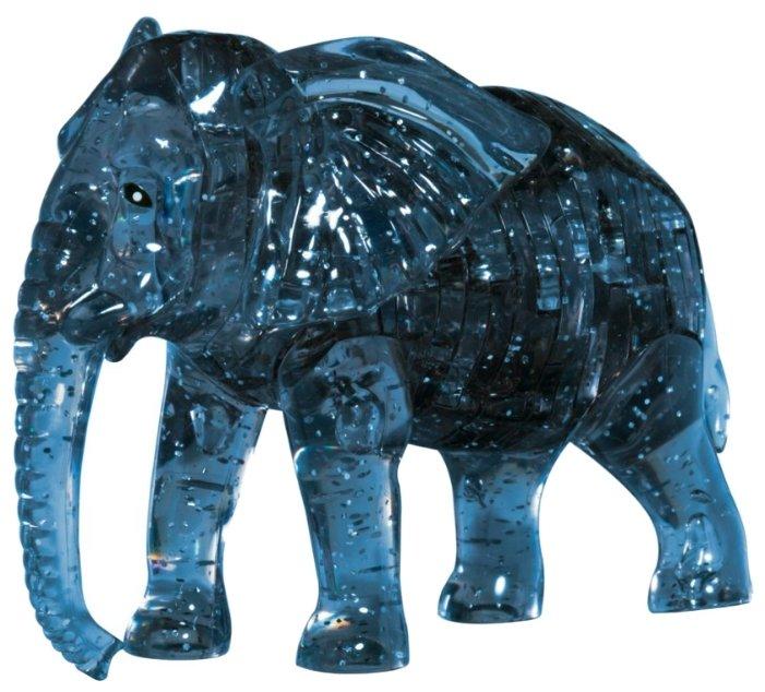 3D-пазл Магический Кристалл Слон (9058) цвет в ассортименте, 41 дет.