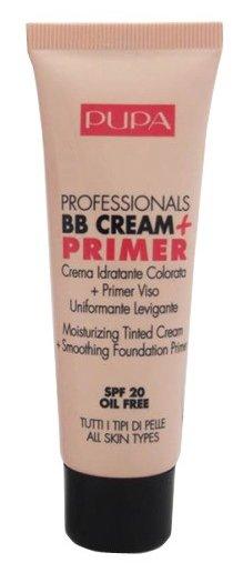 Pupa Professionals BB крем BВ Cream + Primer для всех типов кожи 50 мл