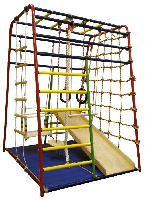 Спортивно-игровой комплекс Вертикаль Веселый малыш NEXT