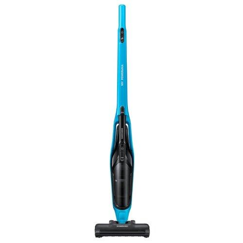 Пылесос Samsung VS60M6015KA, голубой пылесос samsung sc885fh3p