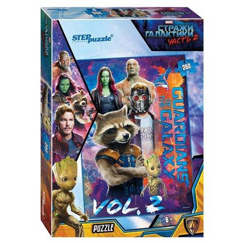 Купить Пазл Step puzzle Стражи галактики - 2 Marvel (95070), элементов: 260 шт., Пазлы
