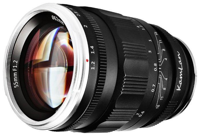 Объектив SainSonic 55mm f/1.2 Sony E