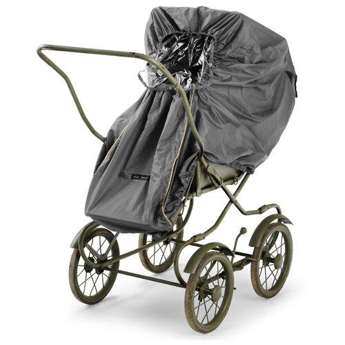 Купить Elodie Details дождевик Golden Grey Rain Cover серый, Аксессуары для колясок и автокресел