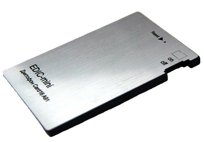 Edic-mini Диктофон Edic-mini Card 16 A91