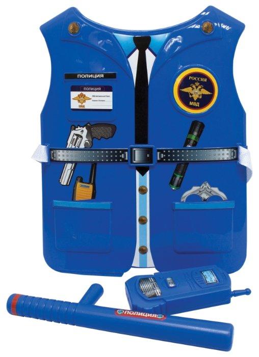 Игровой набор 1 TOY Полицейский Т10488