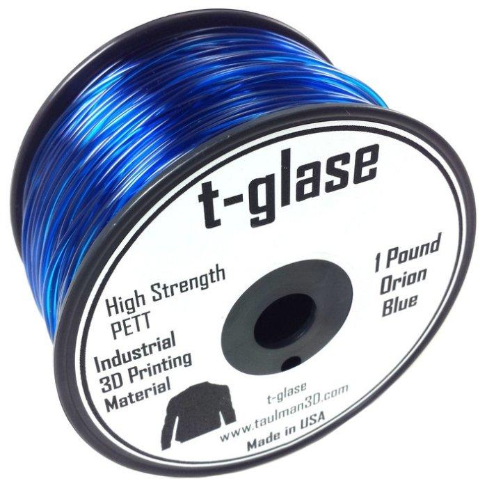 T-Glase пруток taulman3D 1.75 мм голубой