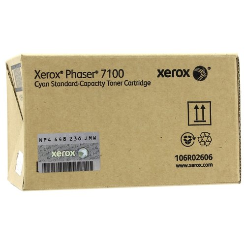 Фото - Картридж Xerox 106R02606 картридж cactus cs tn1075 совместимый
