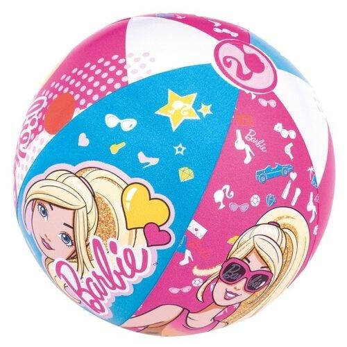 Купить Мяч надувной Bestway Barbie 93201 BW разноцветный, Надувные игрушки