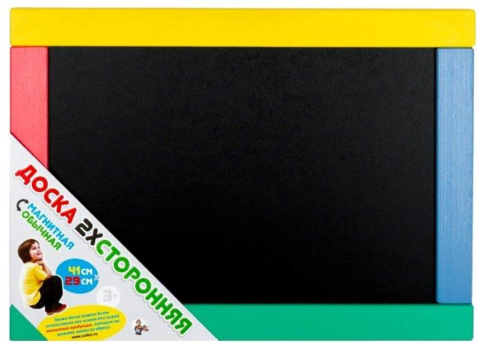 Доска для рисования детская Десятое королевство магнитно-маркерная (01893)