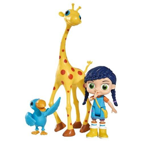 Купить Игровой набор Simba Висспер, Герти и Отис 9358377, Игровые наборы и фигурки