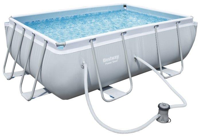 INTEX Надувной бассейн Easy Set 366*76 см, фильтр-насос 28132