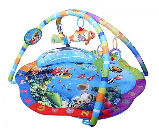 Развивающий коврик La-Di-Da Подводный Мир