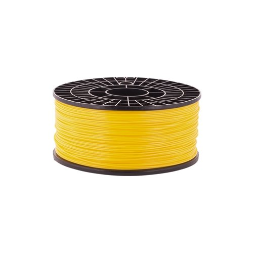 Купить PLA пруток на катушке Мастер Пластер 1.75 мм жёлтый 1 кг, МАСТЕР-ПЛАСТЕР