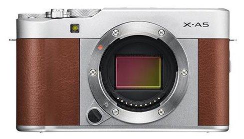 Fujifilm Компактный фотоаппарат Fujifilm X-A5 Body