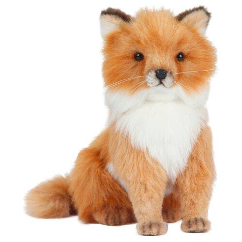 Фото - Мягкая игрушка Hansa Лиса сидящая 24 см мягкая игрушка hansa лиса 90 см