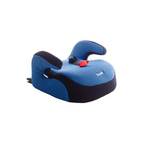 Купить Бустер группа 3 (22-36 кг) Siger Бустер FIX, синий, Автокресла