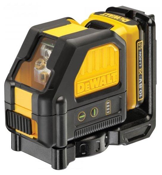 Лазерный уровень самовыравнивающийся DeWALT DCE088D1R