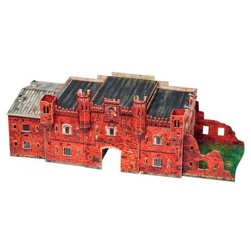 Сборная модель Умная Бумага Холмские ворота. Белоруссия, Брест (366) 1:120