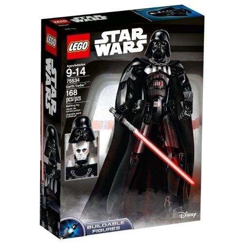 Фото - Конструктор LEGO Star Wars 75534 Дарт Вейдер звездные войны дарт вейдер плюшевый со