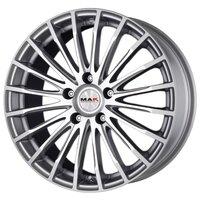 Колесный диск MAK FATALE Silver 8xR18 ET30 5*120 D72.6