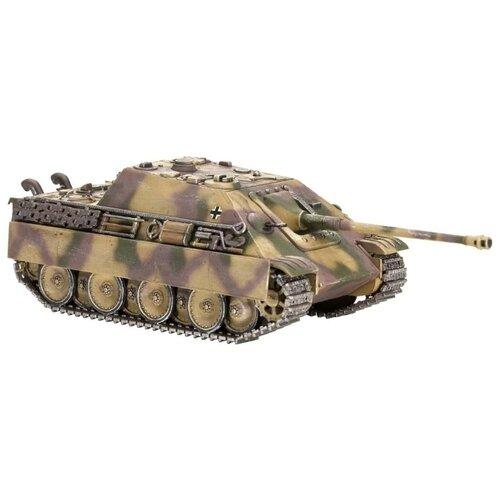 Купить Сборная модель ZVEZDA Тяжелый немецкий истребитель танков Ягдпантера SD.KFZ.173 (3669) 1:35, Сборные модели