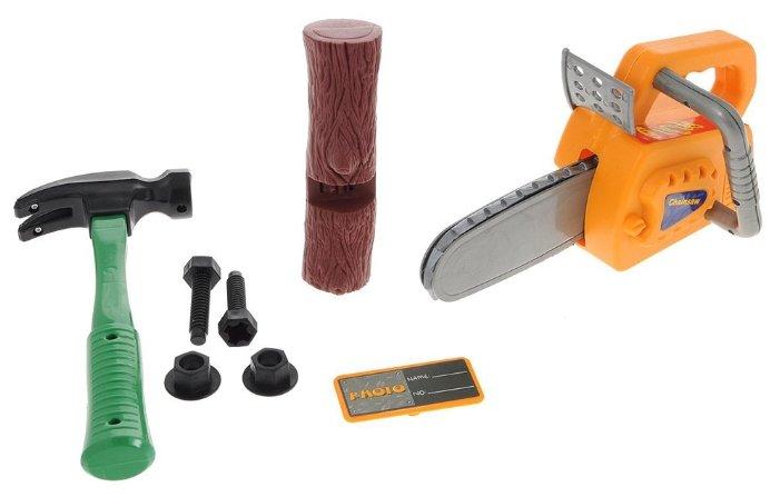 ABtoys Помогаю Папе, 8 предметов PT-00070 (WK-9746)