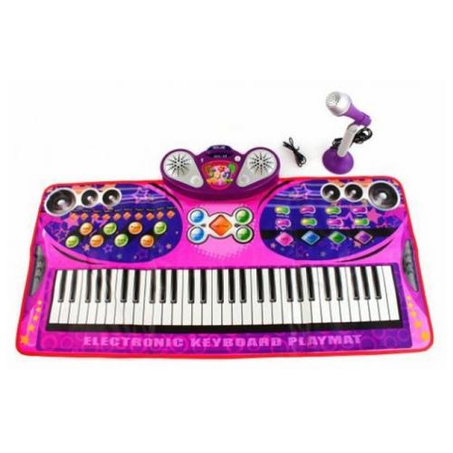 Музыкальный коврик Shantou Gepai Волшебное пианино (631229)