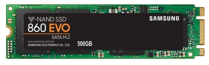 Купить Твердотельный накопитель Samsung MZ-N6E500BW