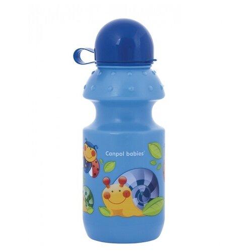 Фото - Поильник-непроливайка Canpol Babies 4/113, 360 мл синий поильник непроливайка canpol babies 4 113 360 мл зеленый