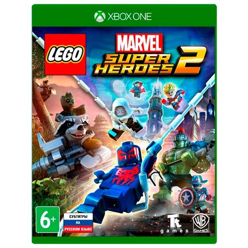 Игра для Xbox ONE LEGO Marvel Super Heroes 2 game deals nintendo switch lego marvel super heroes 2