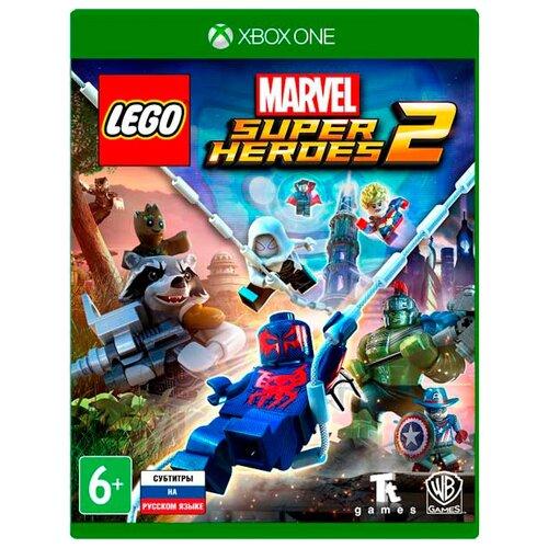 Игра для Xbox ONE LEGO Marvel Super Heroes 2 русские субтитры