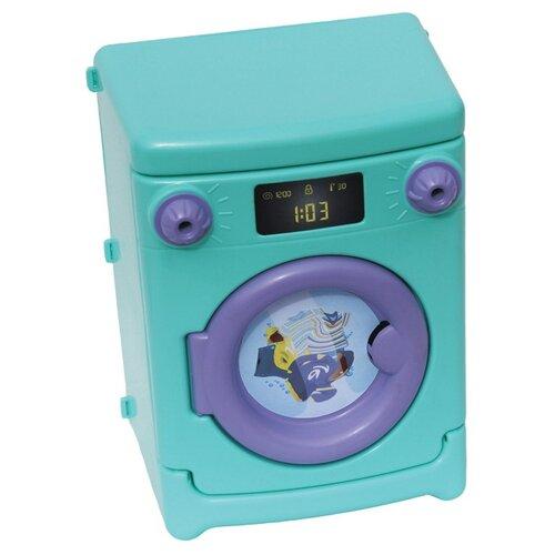 Купить Стиральная машина Совтехстром У566 зеленый/фиолетовый, Детские кухни и бытовая техника