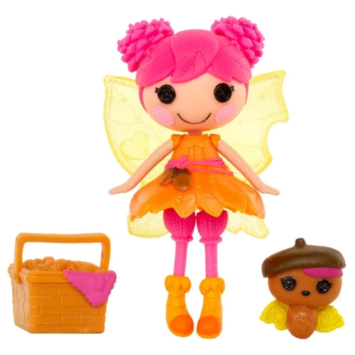 Кукла Lalaloopsy Mini Времена года Осень 8 см 533931