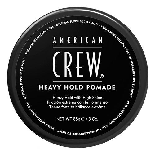 цена на American Crew Помада Heavy Hold, экстрасильная фиксация, 85 г