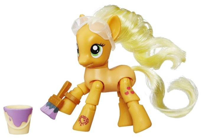 Игровой набор Hasbro Applejack Painting B8022