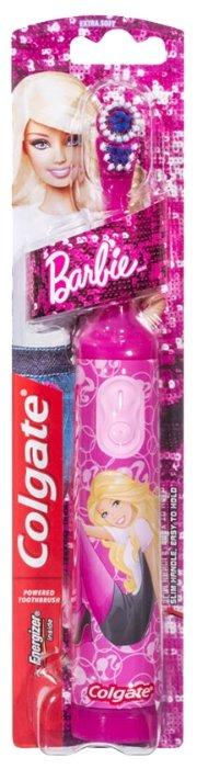 Электрическая зубная щетка Colgate Barbie