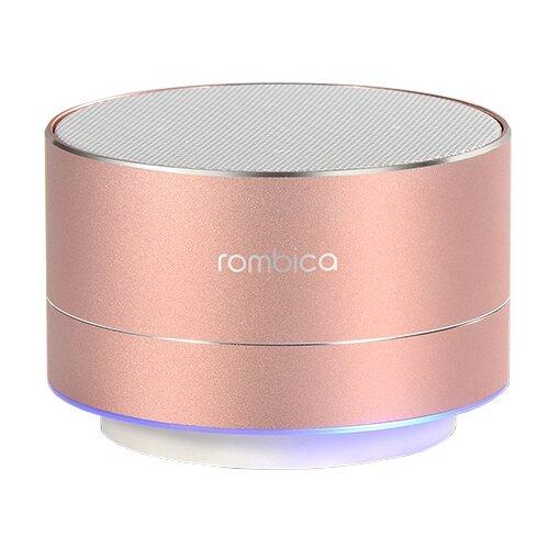 Портативная акустика Rombica mysound BT-03 3C розовый