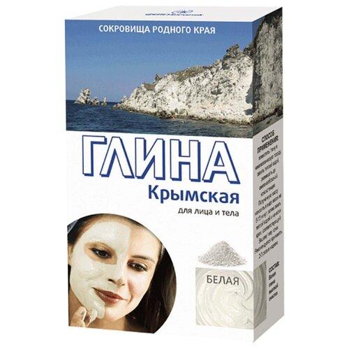 Fito косметик глина белая Крымская, 100 г премьер косметик