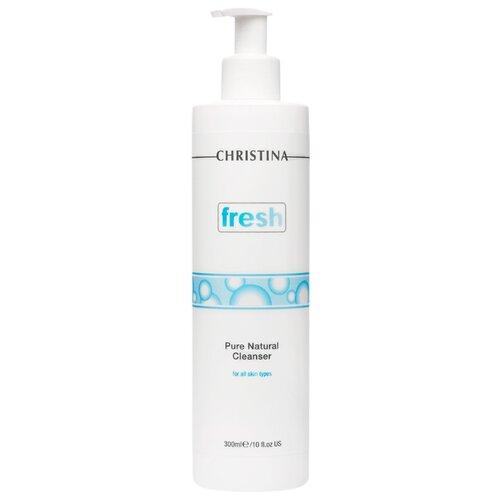 цена на Christina гель натуральный очищающий для всех типов кожи, 300 мл