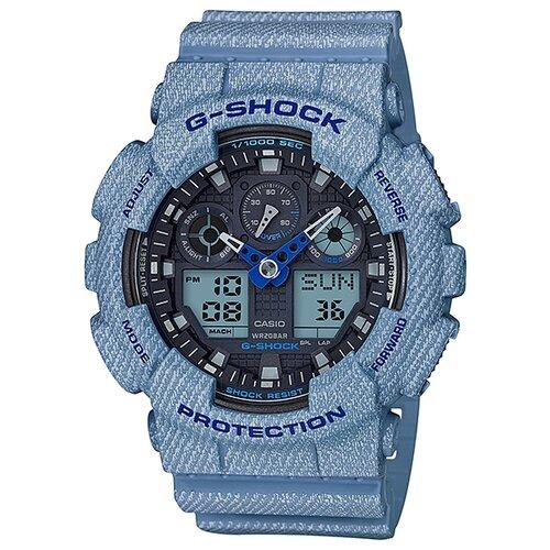 Наручные часы CASIO GA-100DE-2A наручные часы casio ga 110nc 2a