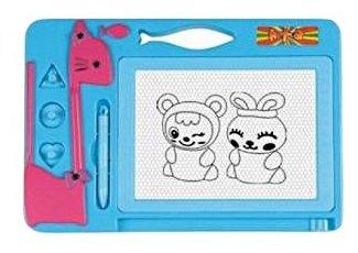Доска для рисования детская Shantou Gepai Котёнок (63467)