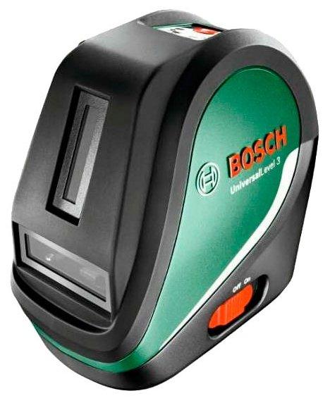 Лазерный уровень Bosch UniversalLevel 3 Basic (0603663900)