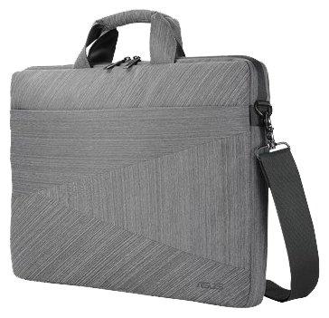 "Сумка 15"" ASUS ARTEMIS Carry Bag, Полиэстер, Серый 90XB0410-BBA000"
