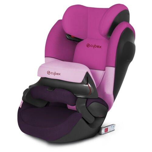 Автокресло группа 1/2/3 (9-36 кг) Cybex Pallas M-Fix SL, Purple rain child car safety seat cybex solution m fix sl 2 3 15 36 kg 3 up to 12 years isofix chair baby car seat kidstravel group 2 3