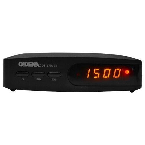 TV-тюнер Cadena CDT-1791SB черный
