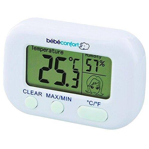 Фото - Электронный термометр Bebe confort 32000269 белый термометр электронный and dt 624 корова синий белый