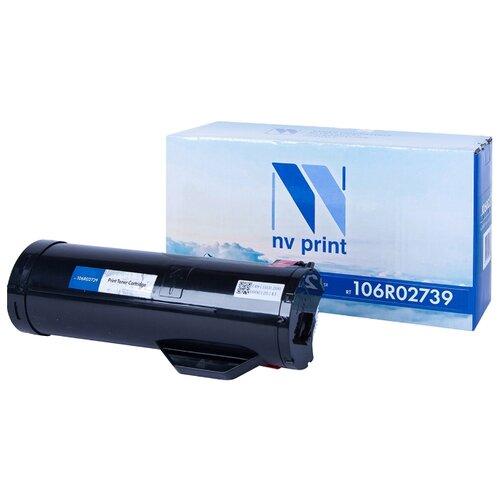 Фото - Картридж NV Print 106R02739 для Xerox, совместимый картридж nv print 106r02739 для xerox совместимый